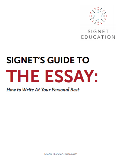 Signet's Guide to the Essay